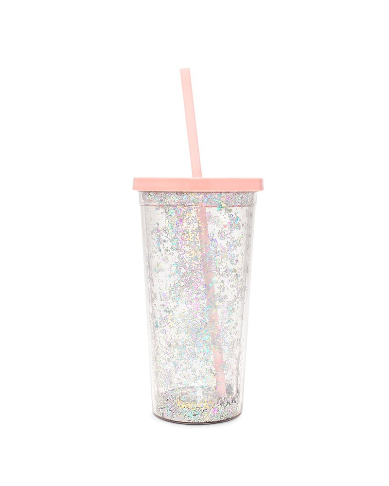 deluxe sip sip tumbler with straw || ban.do || beautybar