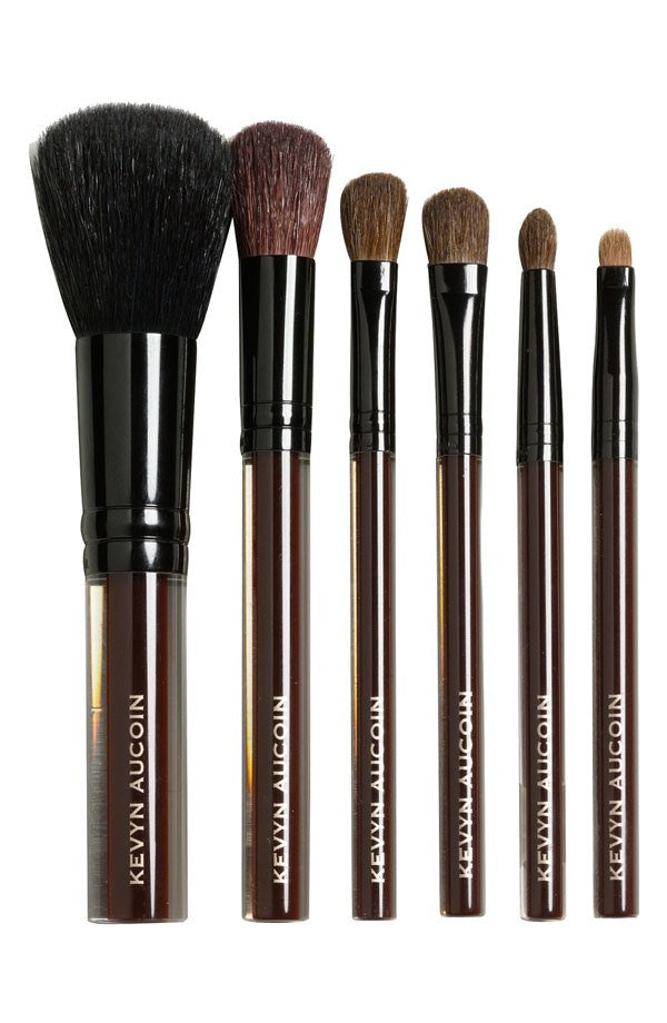the mini brush set || kevyn aucoin || beautybar