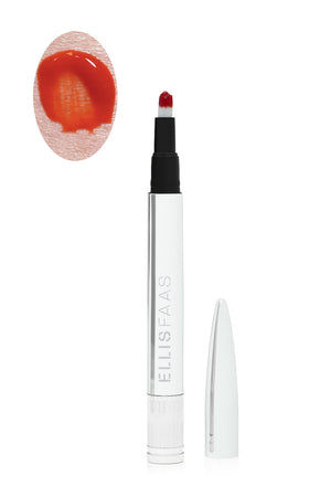 glazed lips L304 - sheer orange || ellis faas || beautybar