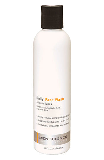 daily face wash || menscience || beautybar