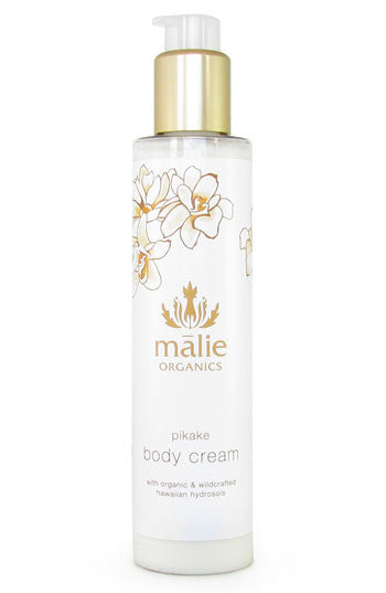 pikake body cream || malie organics || beautybar