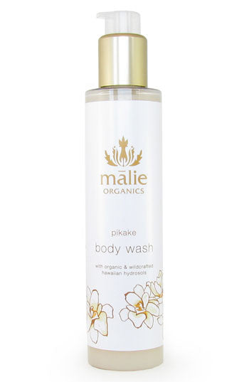 pikake body wash || malie organics || beautybar
