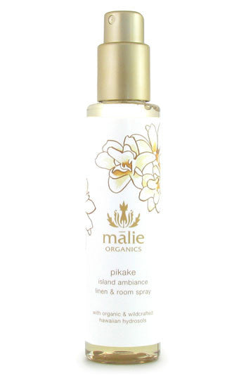 linen & room spray - pikake || malie organics || beautybar
