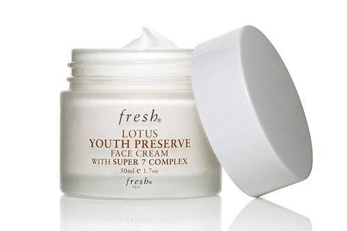 lotus youth preserve face cream || fresh || beautybar