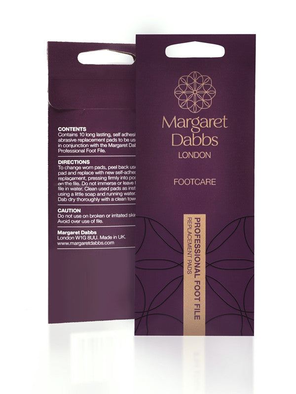 replacement foot pads || margaret dabbs || beautybar