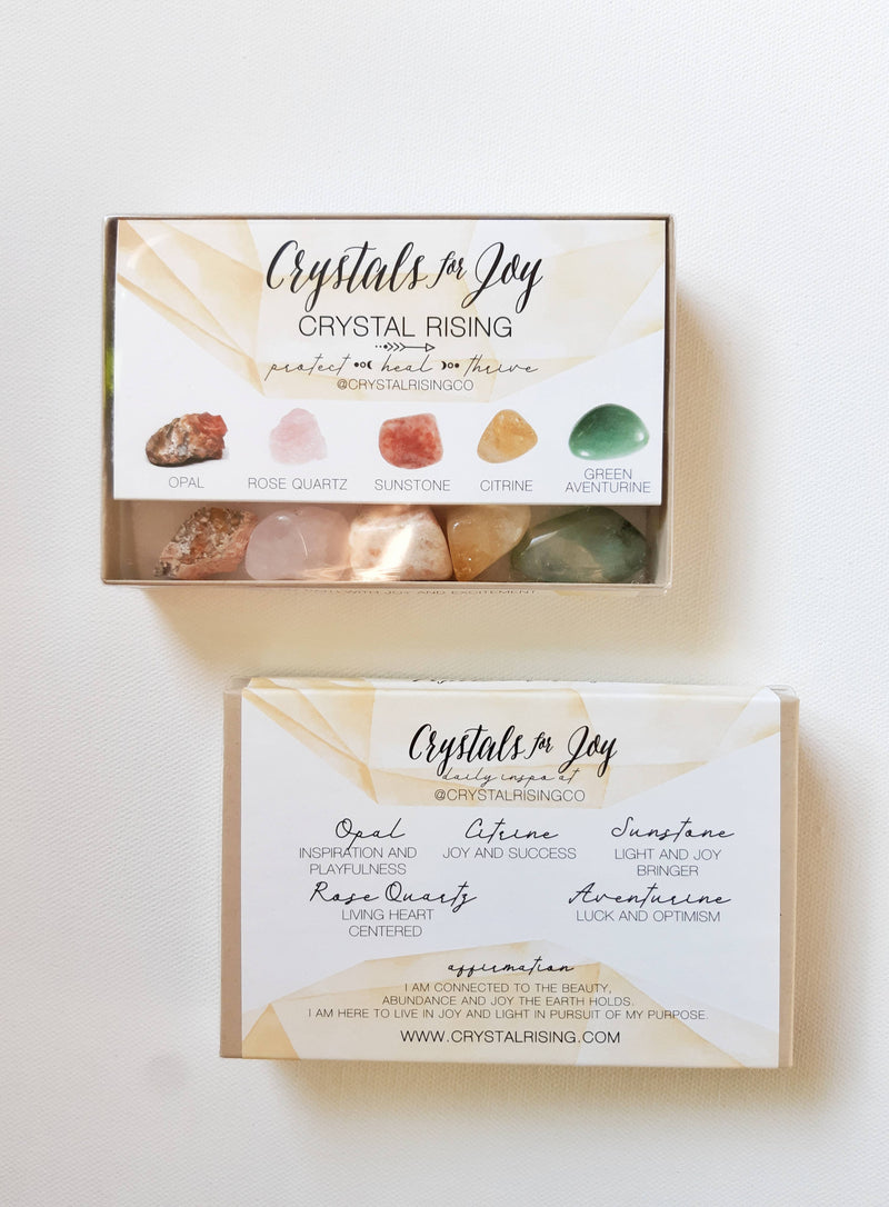 Crystals For Joy