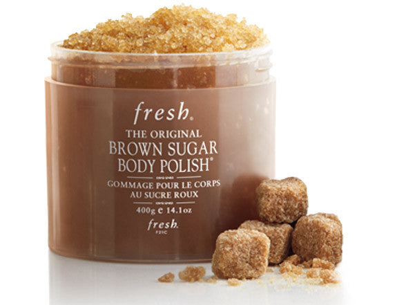 brown sugar body polish || fresh || beautybar