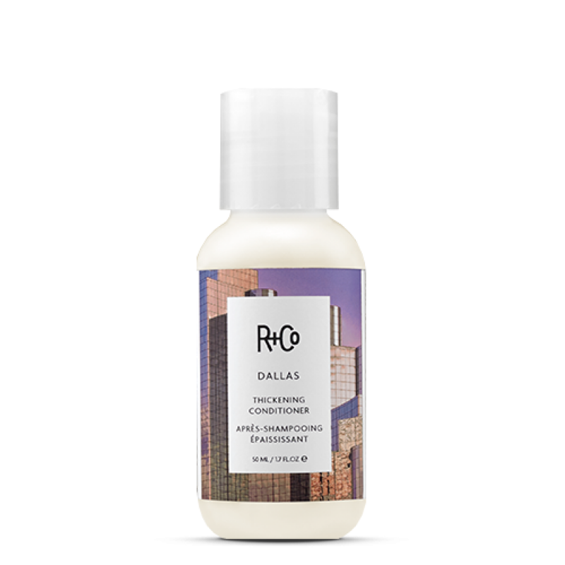 dallas thickening conditioner – travel size || r+co