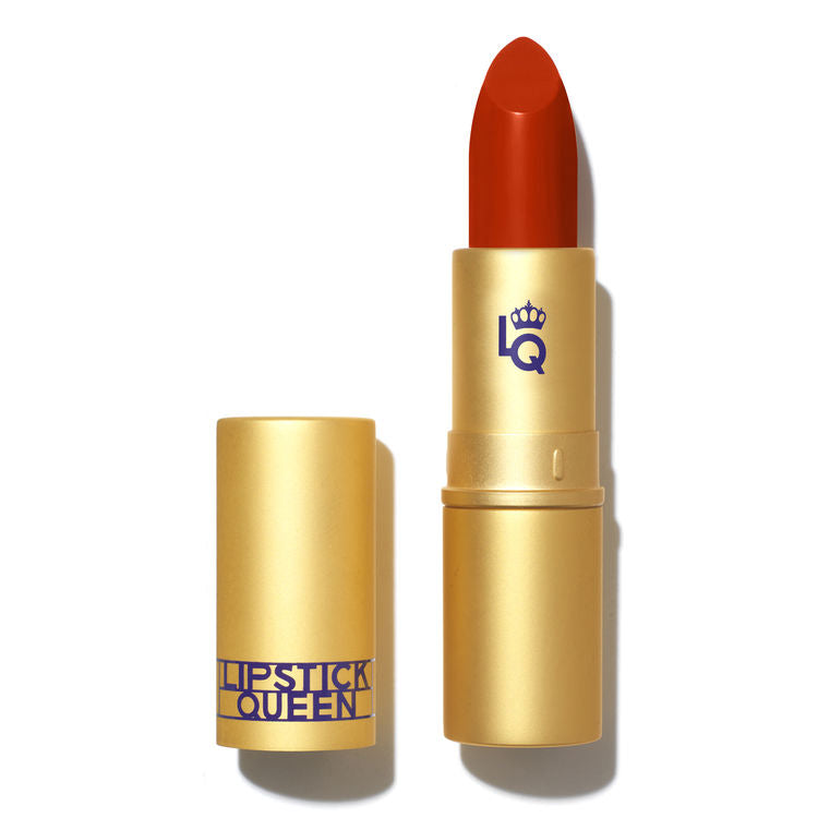 saint - coral red || lipstick queen || beautybar