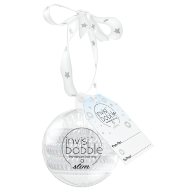 invisibobble slim bauble ornament || invisibobble