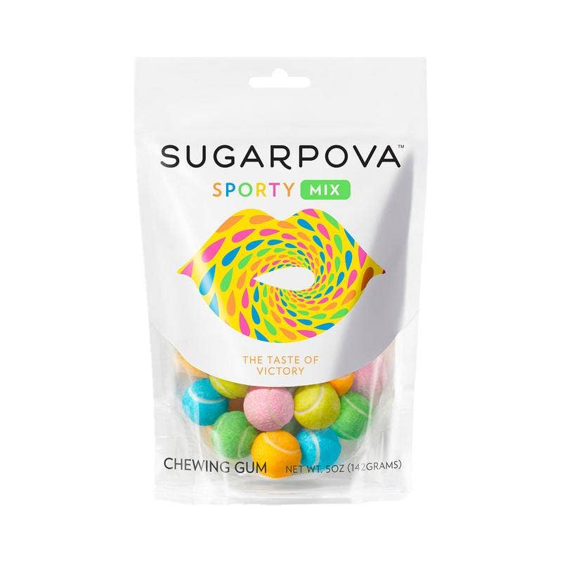 Sporty Mix Gumballs || Sugarpova || Beautybar