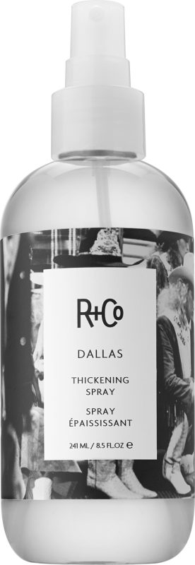 dallas thickening spray || r+co || beautybar