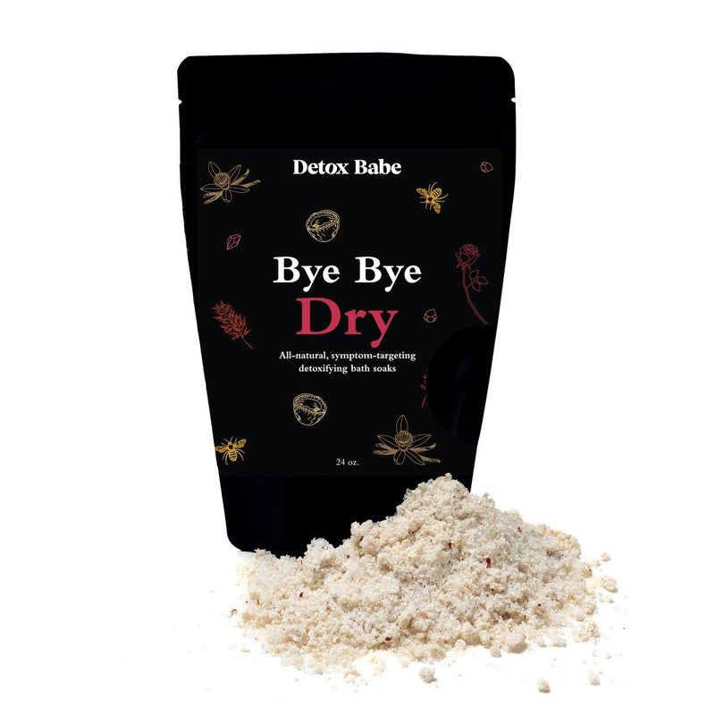Bye Bye Dry  All-Natural Bath Soak | Detox Babe | Beautybar