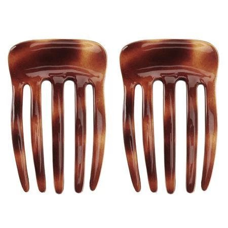 belle mini toss tooth comb pair || france luxe || beautybar