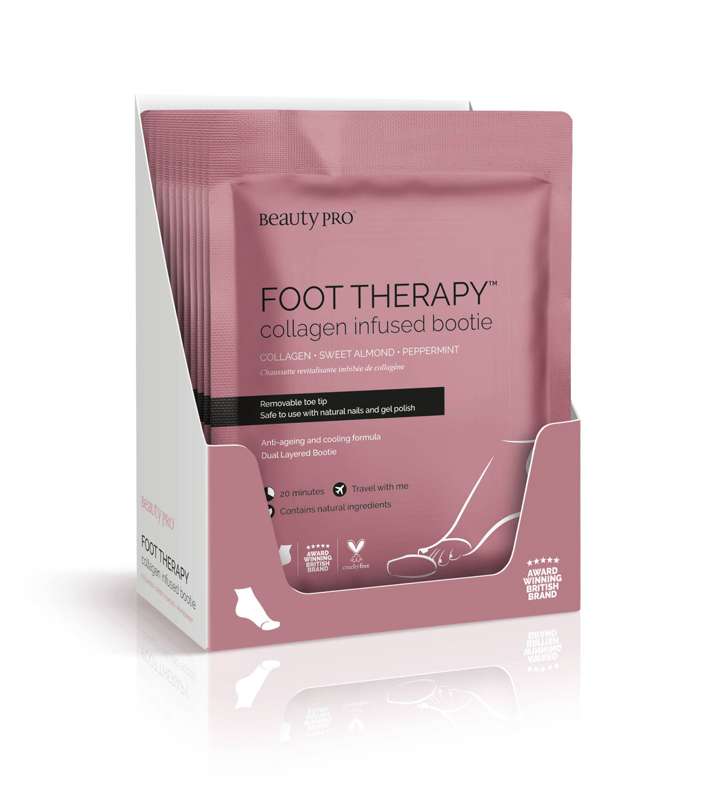 FOOT THERAPY Collagen Infused Bootie | BeautyPro | Beautybar
