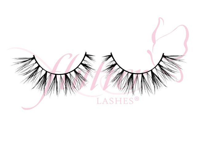 chantelle mink lashes || flutter lashes || beautybar