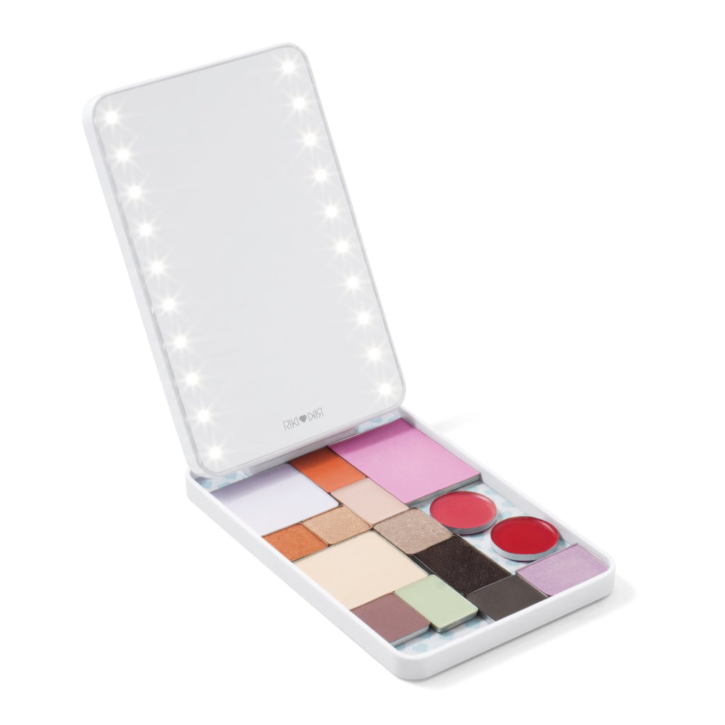 riki colorful mirror palette || rikilovesriki || beautybar