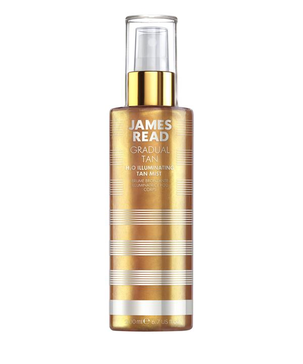 H2O illuminating tan mist body || james read || beautybar