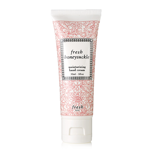 honeysuckle moisturizing hand cream