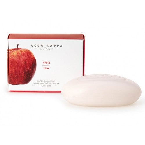 acca kappa red apple soap