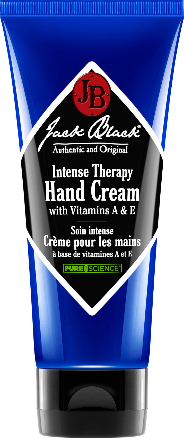 intense therapy hand cream || jack black || beautybar