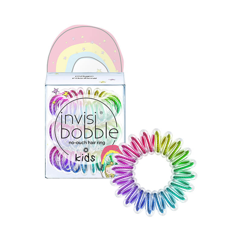 magic rainbow kids || invisibobble || beautybar