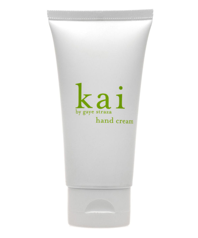 hand cream || kai || beautybar