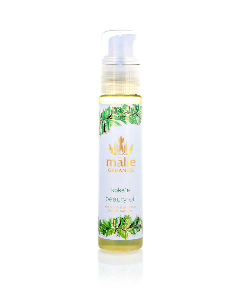 koke'e beauty oil || malie organics || beautybar