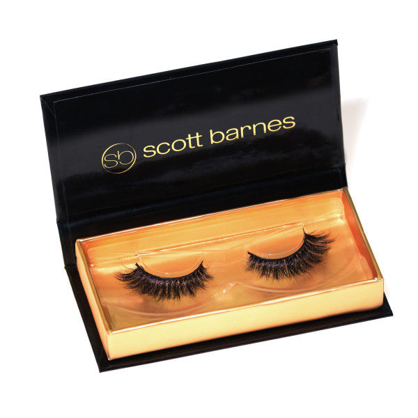sophia lashes || scott barnes || beautybar