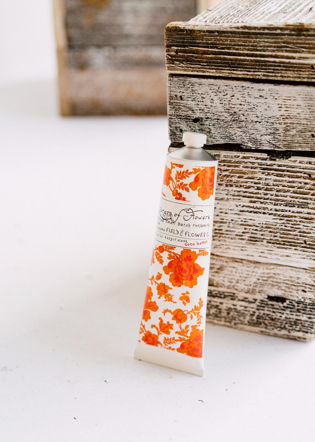 field & flowers handcreme || library of flowers || beautybar