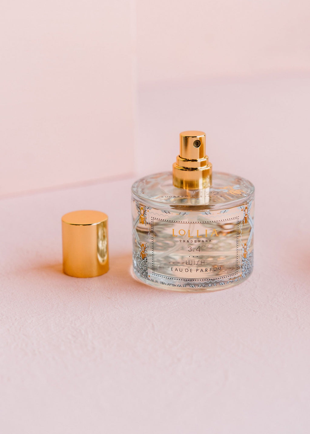 wish eau de parfum || lollia || beautybar