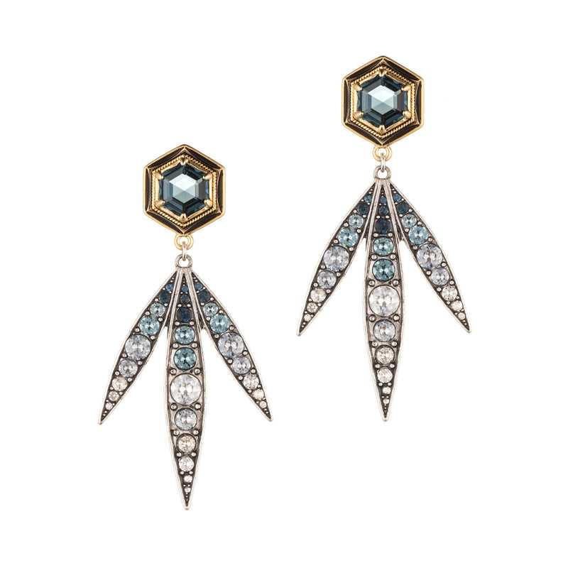 nicandra drop earrings || lulu frost || beautybar