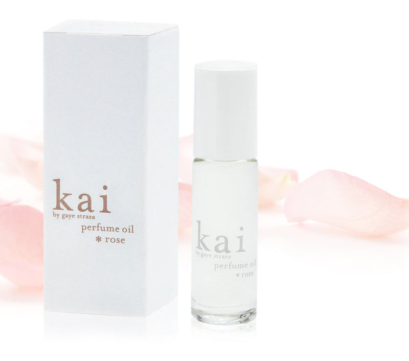 kai rose perfume oil || kai || beautybar