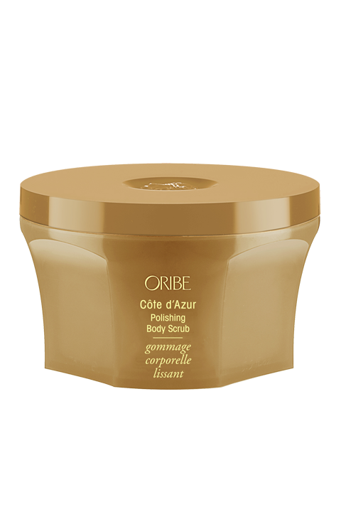 côte d'azur polishing body scrub || oribe || beautybar
