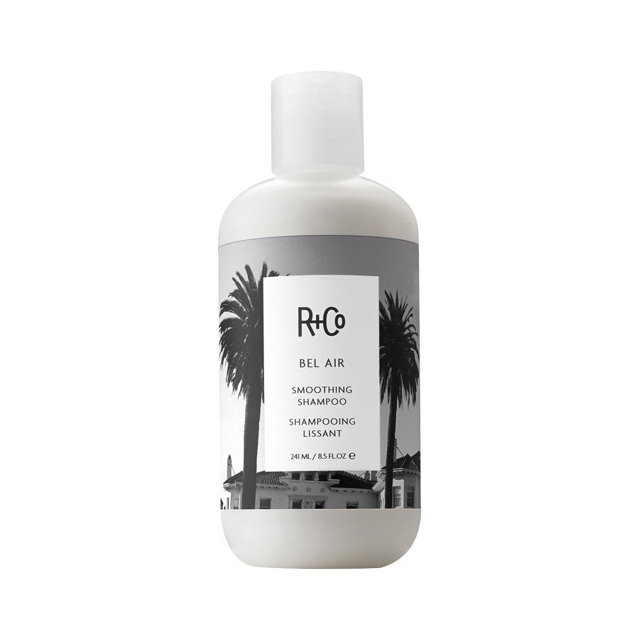 bel air smoothing shampoo || r+co || beautybar