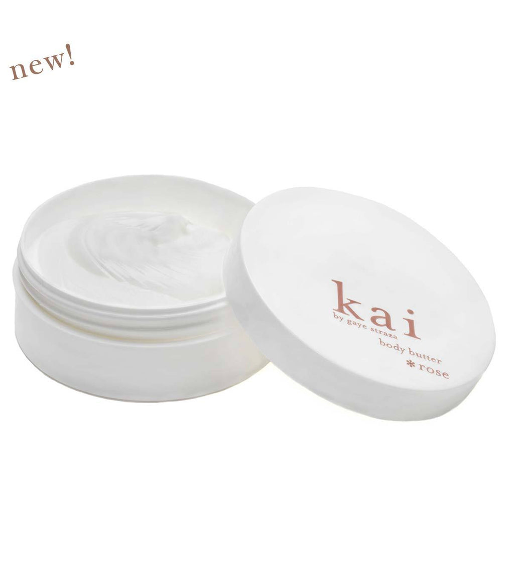 rose body butter || kai || beautybar