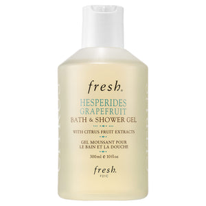 hesperides grapefruit bath & shower gel || fresh || beautybar