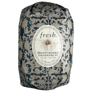 hesperides grapefruit oval soap || fresh || beautybar