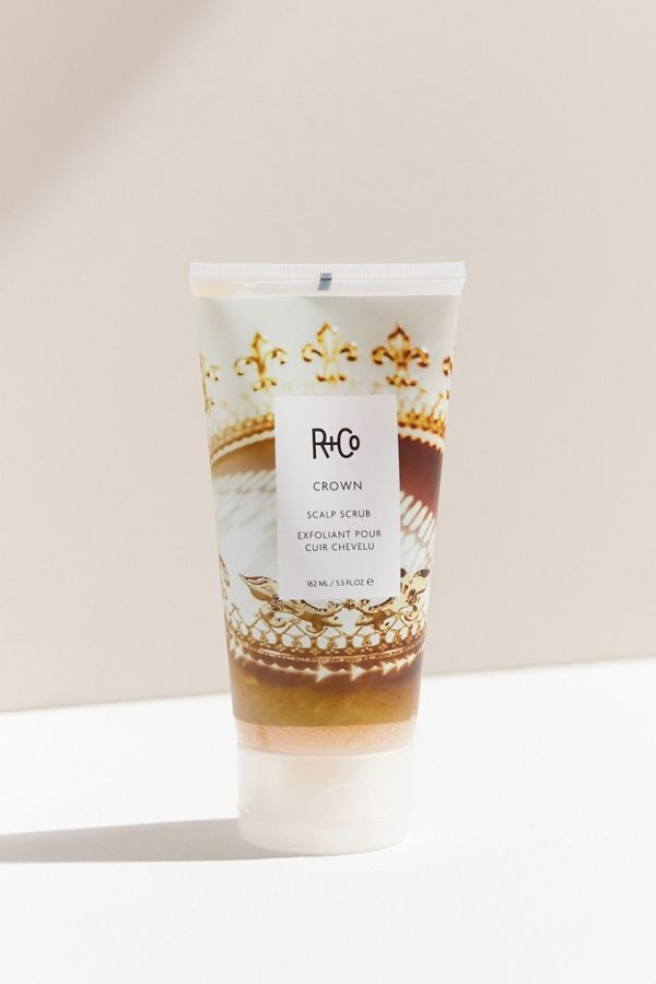 crown scalp scrub || r+co || beautybar