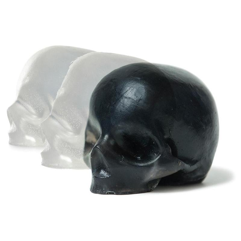 skull soap set of 3