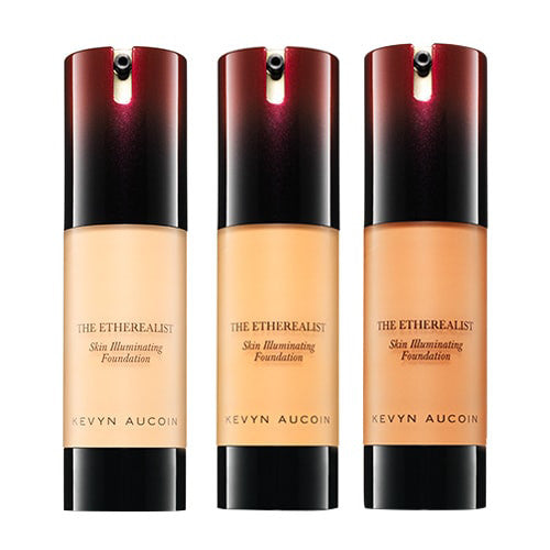 the etherealist skin illuminating foundation || kevyn aucoin