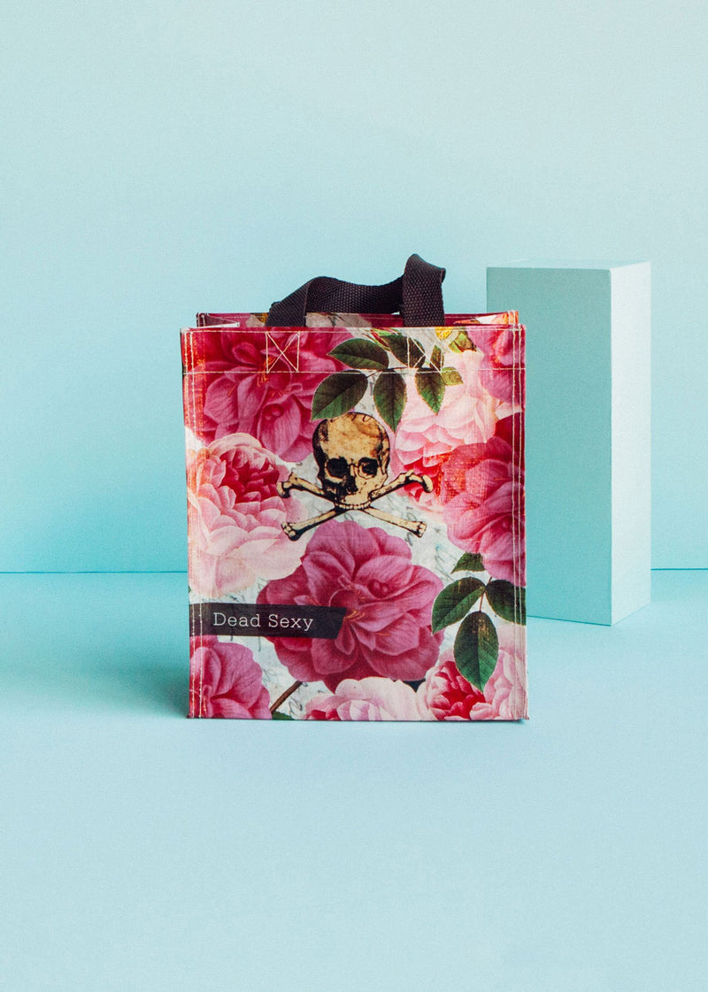 dead sexy small tote bag || tokyomilk || beautybar