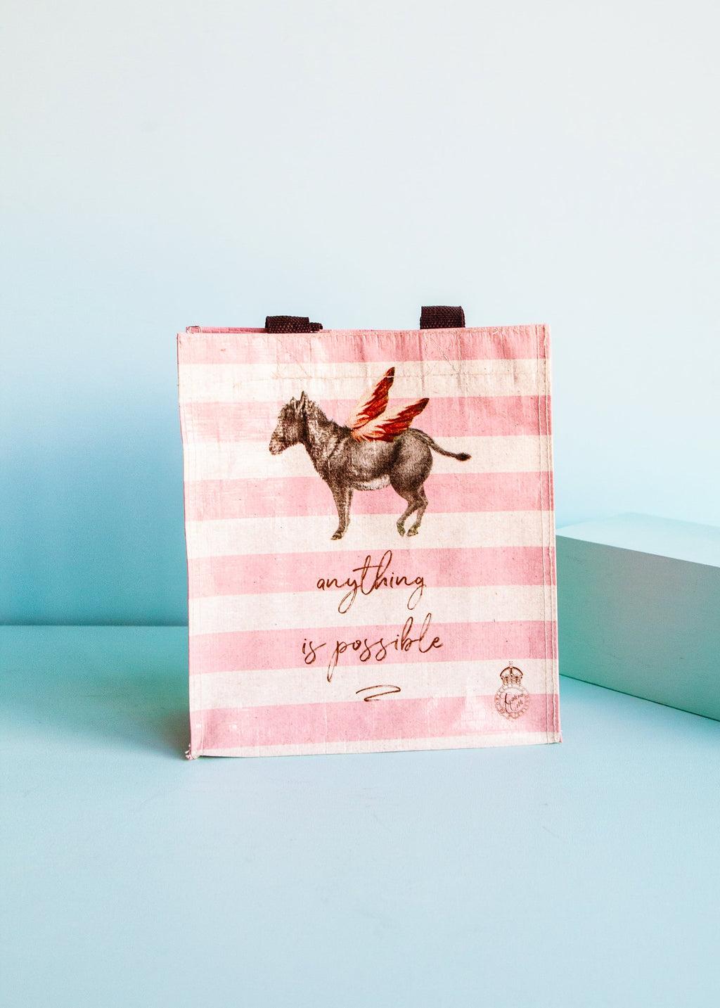 anything is possible small tote || tokyomilk || beautybar
