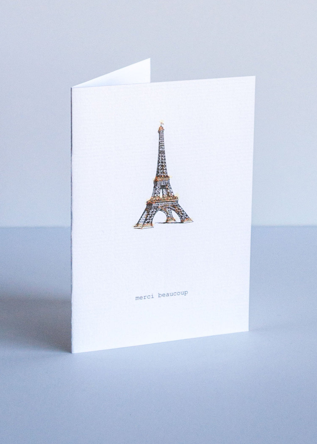 merci beaucoup greeting card || tokyomilk || beautybar
