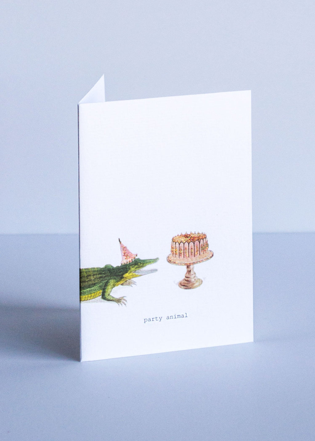 party animal greeting card || tokyomilk || beautybar