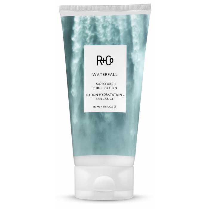 waterfall moisture + shine lotion || r+co || beautybar