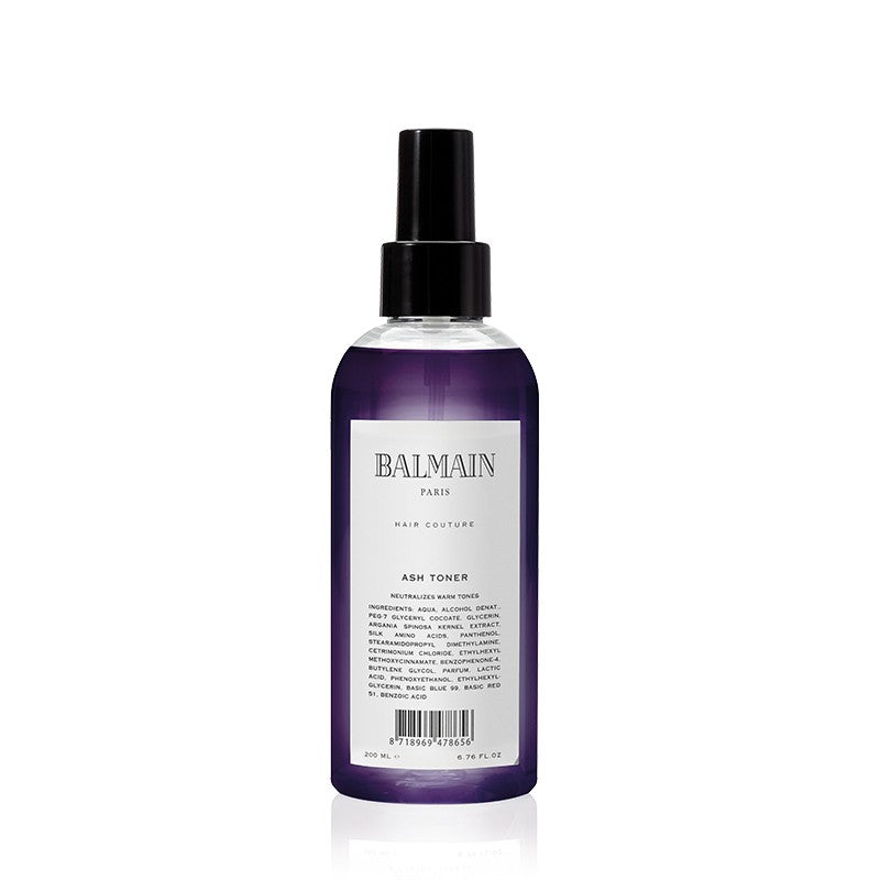 balmain hair couture ash toner