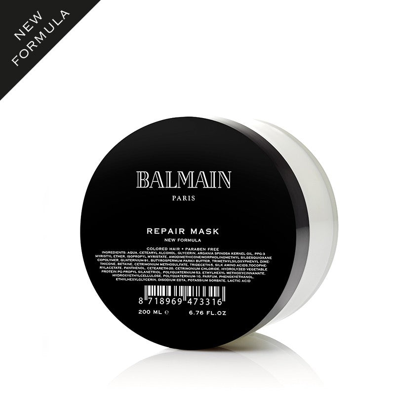 balmain hair couture repair mask