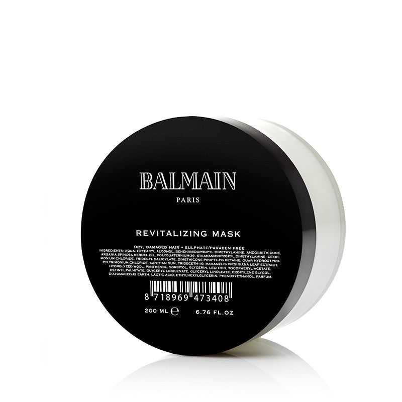 balmain hair couture revitalizing hair mask