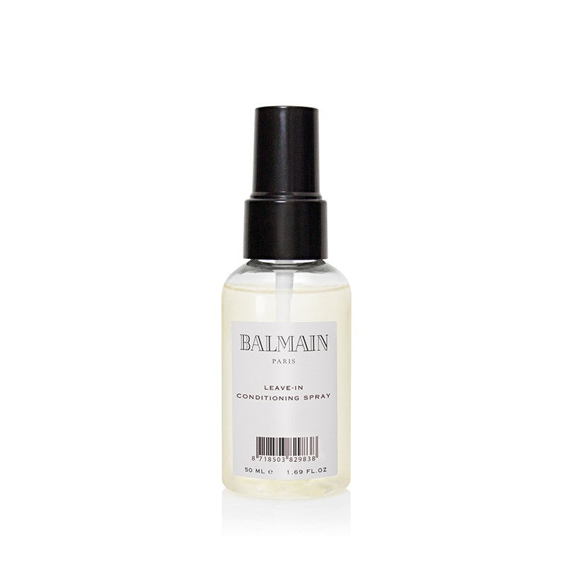 balmain hair couture leave-in conditioning spray travel size
